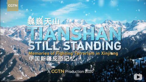 CGTN纪录片《巍巍天山——中国新疆反恐记忆》